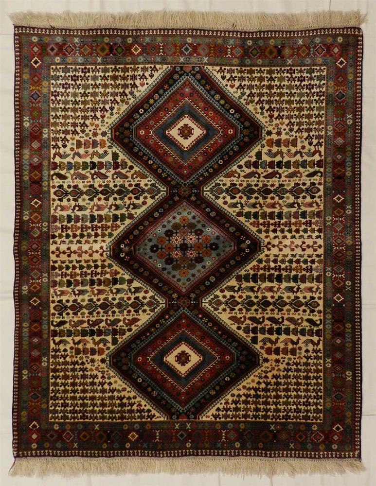 ?Qashqaie Carpet