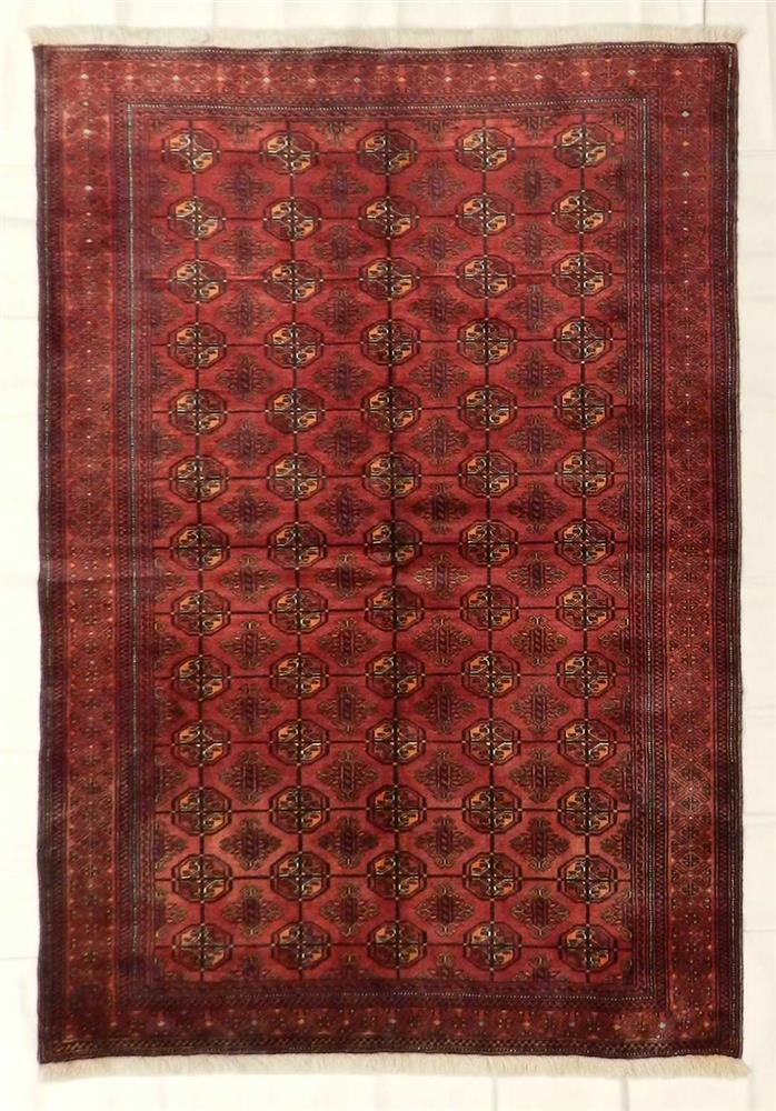 ?Turkman carpet