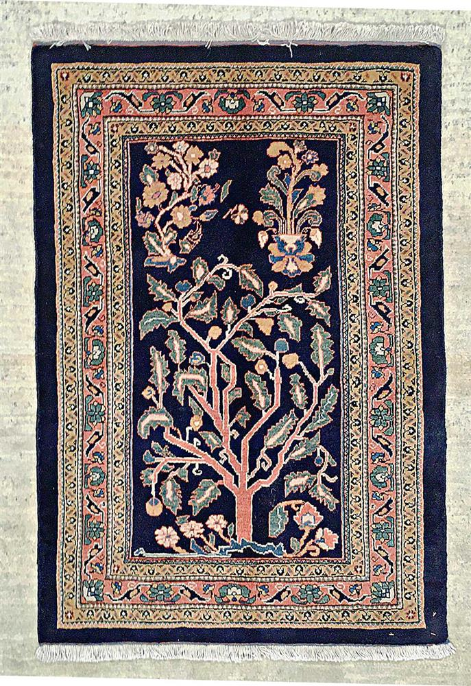 ?Rewoven old design Kashan