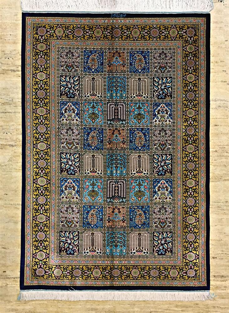 ?Qom carpet
