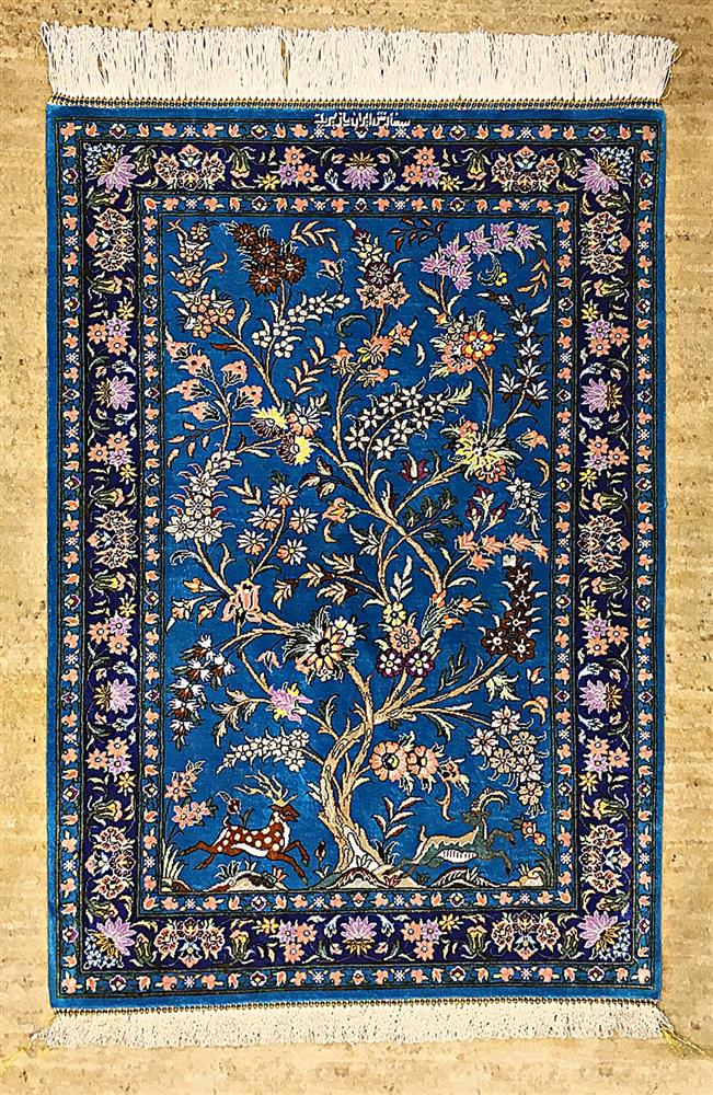 ?Qom carpet 1016314
