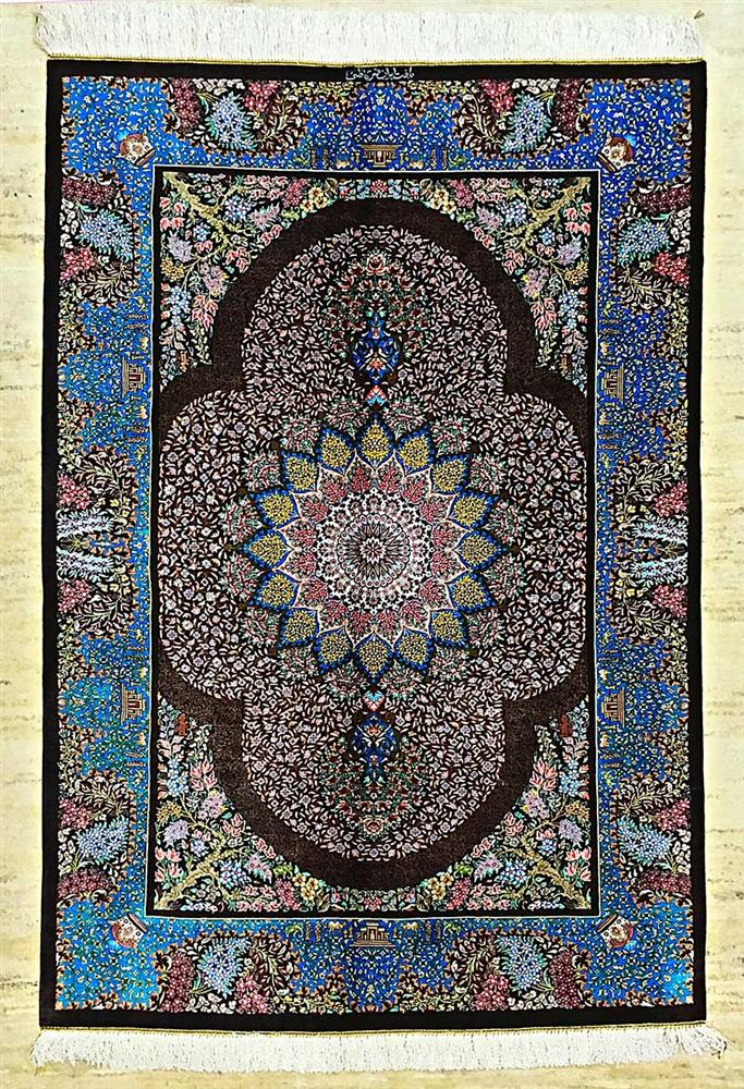 ?Qom carpet -KAZEMI